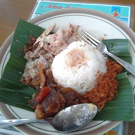 Warung adem ayem adalah salah satu warung makan yg terbaik di wilayah jalan badak dan sekitarnya. Adem Ayem Rumah Makan Info Lengkap Di Yellow Pages