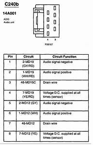 2001 Lincoln Ls Wiring Diagram Alpine Radio 6 Disc In