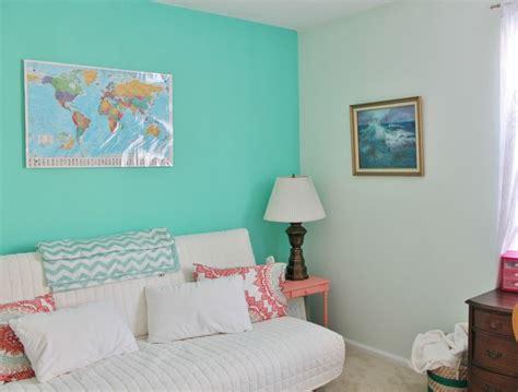peinture verte chambre peinture verte 3 nuances de vert fraîches en 35 idées
