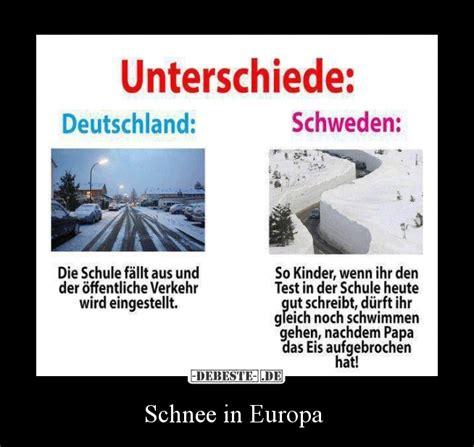 schnee  europa lustige bilder sprueche witze echt lustig