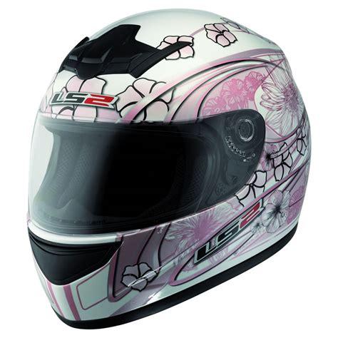 ladies motorcycle helmet ls2 ff350 stardust 2 ladies lightweight motorbike womens