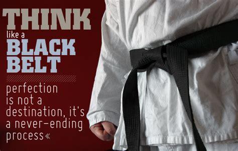 black belt perfection    destination
