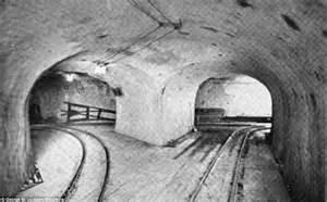 Chicago Abandoned Subway Tunnels