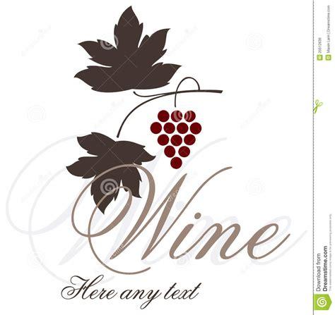 wine label design stock vector illustration  creative