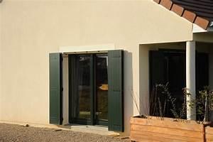 Boutique Du Volet : gamme aluminium plein extrud volets battants aluminium ~ Premium-room.com Idées de Décoration