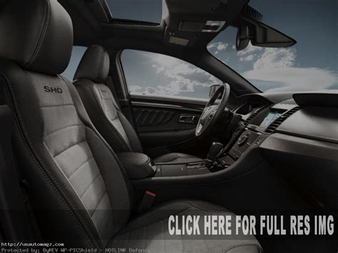 2019 Ford Taurus Usa by 2019 Ford Taurus Sho Redesign And Release Date Usa 2019
