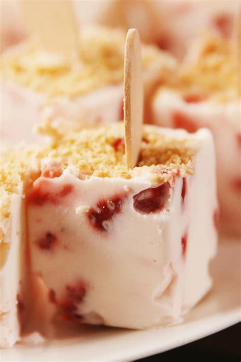 frozen desserts easy recipes  frozen