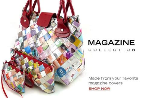 Ecoist Handmade Handbags Are Made From Recycled Candy