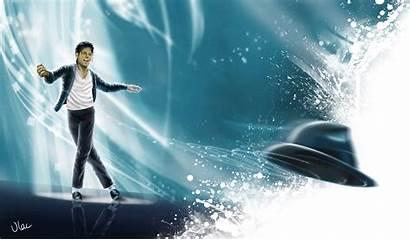 Jackson Michael Fedora Cool Mj Angel Fan