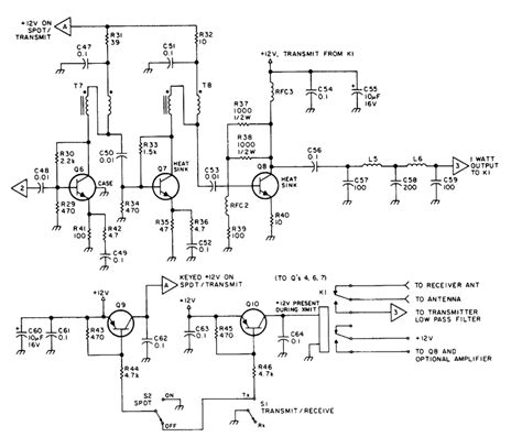 Radio Circuits Blog Dsb Qrp Transmitter With Vfo