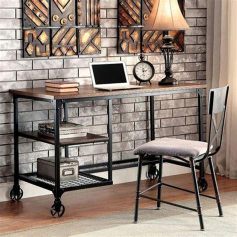 le de bureau style industriel idées de décoration d 39 un bureau style industriel