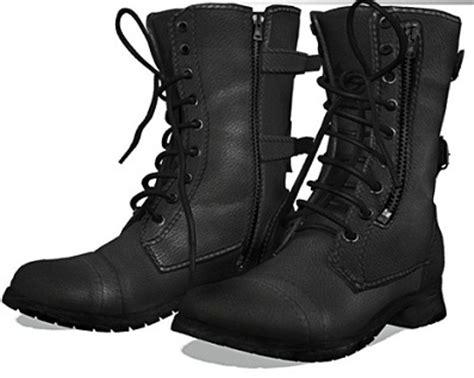 Handmade Custom Men Military Style Boot Stylish