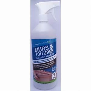 Traitement Anti Mousse : traitement protection hydrofuge toitures murs ~ Farleysfitness.com Idées de Décoration