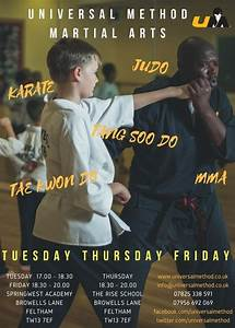 Universal Method Martial Arts @ Springwest Academy. Join ...