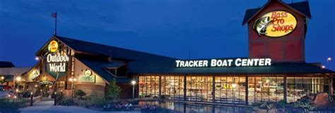 Bass Pro Shop Boat Motors by Tracker Boats About Tracker Heritage