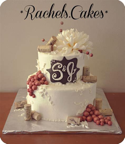 theme bridal shower cake wine themed bridal shower cake my own cakes