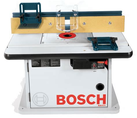 router table and router bosch ra1171 cabinet style router table power router