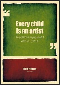 Every child is an artist - FaveThing com