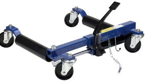 Hydraulic Vehicle Positioning Jack(id
