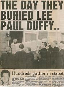 Crimes That Shook Teesside The Death Of Lee Duffy