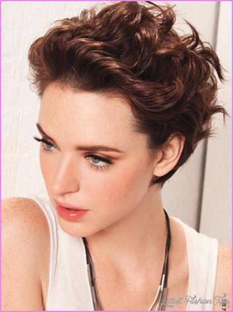 short haircut curly hair oval face latestfashiontipscom