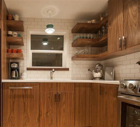ikea custom kitchen cabinets walnut vertical grain ikea doors custom made for this 4426