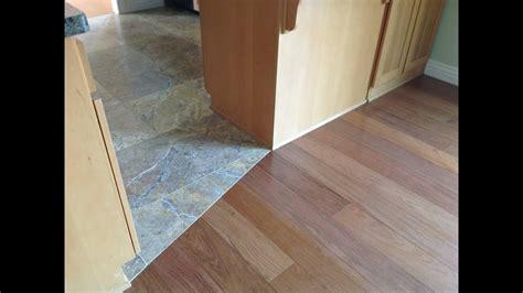 brazilian cherry hardwood flooring youtube