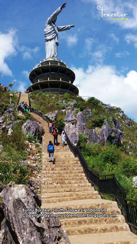 wisata religi buntu burake jembatan emas kejayaan