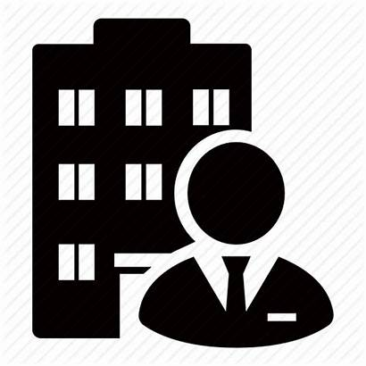 Icon Owner Employer Symbol Company Employee Office