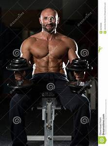 Portrait Of A Physically Fit Mature Man Stock Photo ...