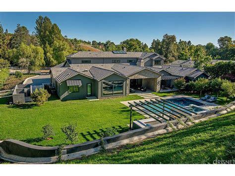 Kris Jenner's New $99 Million House In Hidden Hills