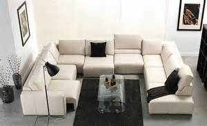 Canapé Modulable Cuir Center by Elatar Com Banquette Design Tissu