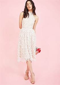 49 stunning bridal shower dresses to make you shine a for Wedding shower dress for bride