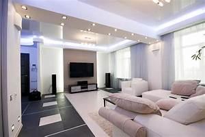 Eclairage Salon Sejour : opter pour un clairage led pour r duire la consommation lectrique de la maison ~ Melissatoandfro.com Idées de Décoration