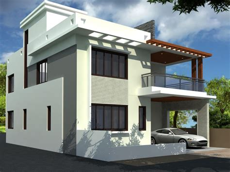Virtual Exterior House Design At Home Interior Designing