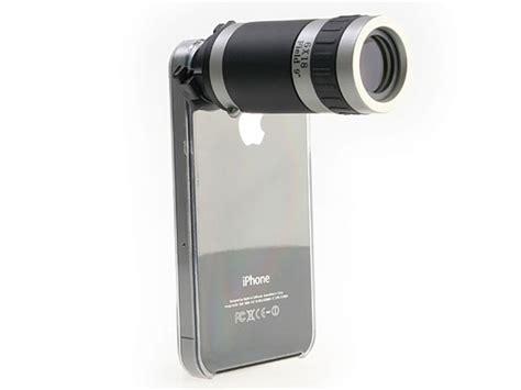 iphone 4 zoom telescope
