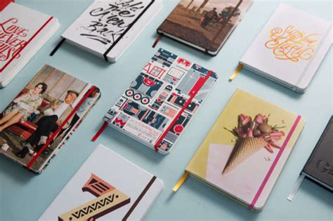 Book Block Lets You Design Your Own Custom Notebooks