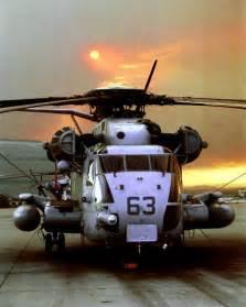 Marine CH-53E Super Stallion Helicopter