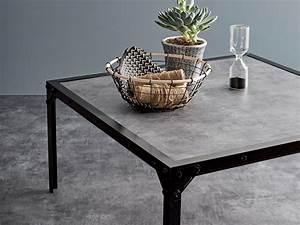 Table Basse Style Industriel : diy fabriquer une table basse au style industriel ~ Melissatoandfro.com Idées de Décoration