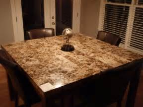 how to build a kitchen island counter height marble top dining table it