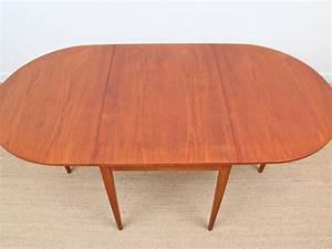 Table 6 Personnes Dimensions : table scandinave rabats en teck et ch ne 2 6 personnes galerie m bler ~ Teatrodelosmanantiales.com Idées de Décoration