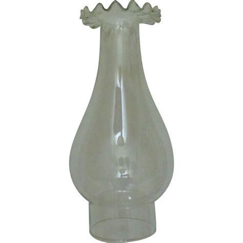 kerosene l chimney suppliers antique oil kerosene l chimney lasagne ruffled edge