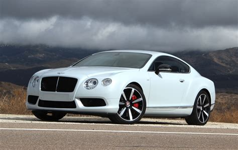 2014 bentley continental gt v8 s first