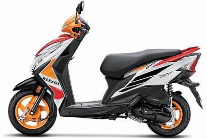 Dio Repsol Honda Edition Colors Bs Wheeler