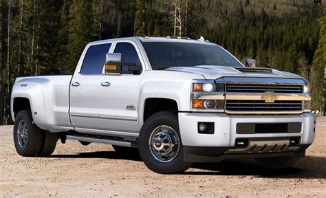 new truck models 2017 chevrolet silverado 3500hd review price new truck