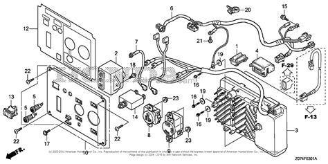 Honda Eui Generator Jpn Vin Eaaj Parts