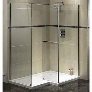 Walk In Shower Modern Design - Architectural Home Designs