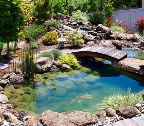 Japanese Style Garden by 20 Amazing Garden Design Ideas
