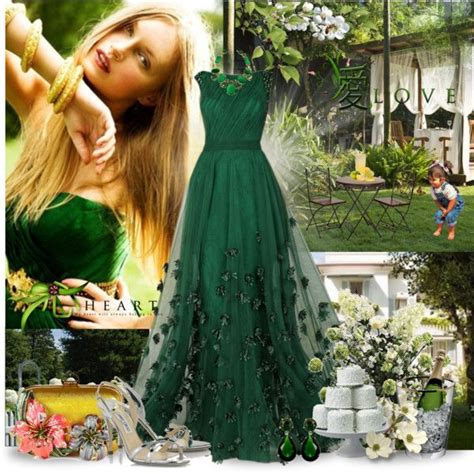 formal garden party polyvore fashion ii fabulous