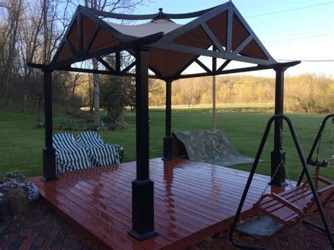 Garden Treasures Replacement Canopy by Garden Treasures Pergola Canopy Replacement Pergola